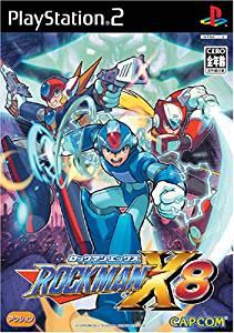 ロックマンX8  PlayStation2 新品