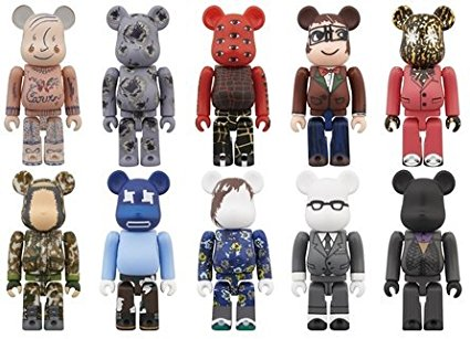 BE@RBRICK ISETAN MEN'S meets SPECIAL PRODUCT DESIGN 伊勢丹 限定 10種 メディコム・トイ 新品