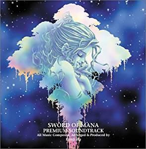 新約 聖剣伝説 プレミアム サウンドトラック CD 新品 マルチレンズクリーナー付き