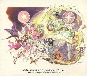 サガフロンティア ― オリジナル・サウンドトラック CD 新品 マルチレンズクリーナー付き