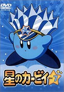星のカービィ Vol.7 [DVD] マルチレンズクリーナー付き 新品