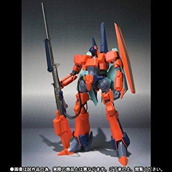 """重戦機エルガイム ROBOT魂 SIDE HM アモン・デュール""""スタック"""" バンダイ 新品"""