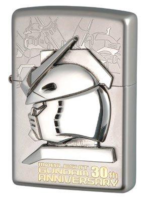 機動戦士ガンダムジッポライター30周年アニバーサリー NO.1 ガンダム 新品