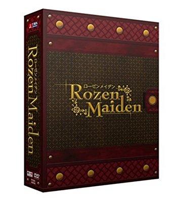 ローゼンメイデン DVD-BOX マルチレンズクリーナー付き 新品