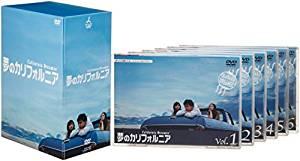夢のカリフォルニア DVD-BOX 堂本剛 マルチレンズクリーナー付き 新品