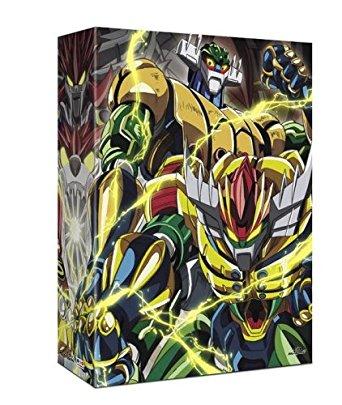鋼鉄神ジーグ Blu-ray Disc BOX (2009) 小野大輔 新品 マルチレンズクリーナー付き