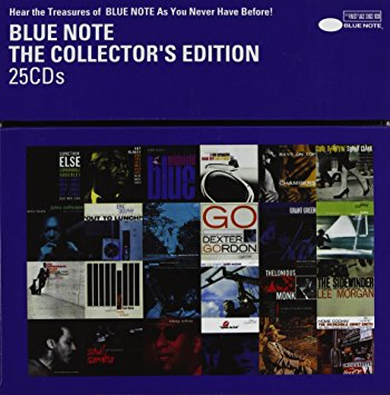 Blue Note The Collector'S(25CD)(韓国盤) Various CD 新品 マルチレンズクリーナー付き