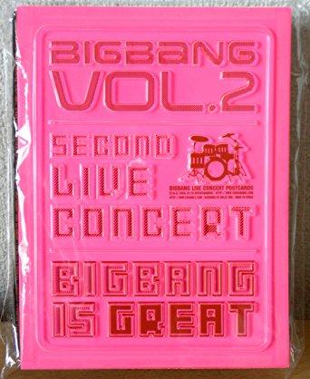 2nd ライブコンサート DVD-The Great DVD リージョン ALL 韓国盤 BIGBANG  新品 マルチレンズクリーナー付き