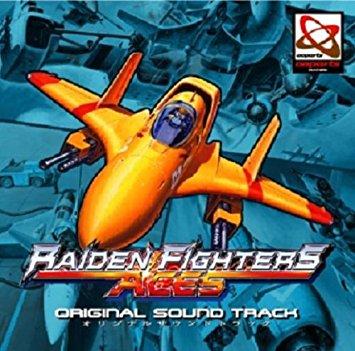 ライデンファイターズ エイシズ オリジナルサウンドトラック CD 新品 マルチレンズクリーナー付き