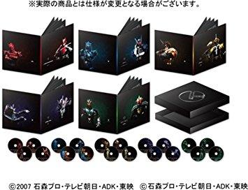 仮面ライダー電王 超・CD-BOX 新品 マルチレンズクリーナー付き