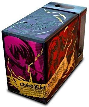 CHAOS;HEAD オーディオシリーズ・コンプリートBOX【初回生産限定】 CD 新品 マルチレンズクリーナー付き