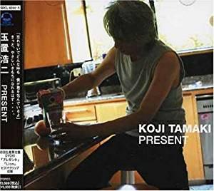 PRESENT(初回生産限定盤)(DVD付) 玉置浩二 CD マルチレンズクリーナー付き 新品