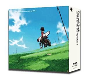 交響詩篇エウレカセブン Blu-ray BOX 1 (アンコールプレス版) 三瓶由布子 新品 マルチレンズクリーナー付き