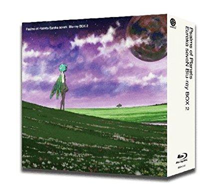 交響詩篇エウレカセブン Blu-ray BOX 2 (アンコールプレス版) 三瓶由布子 新品 マルチレンズクリーナー付き