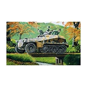 6117 SdKfz250/1 アルテ ドラゴン 新品