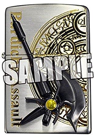 魔法少女リリカルなのは The MOVIE 2nd A's ZIPPO メタルデバイスコレクション 「バルディッシュ・アサルト」 ブロッコリー 新品