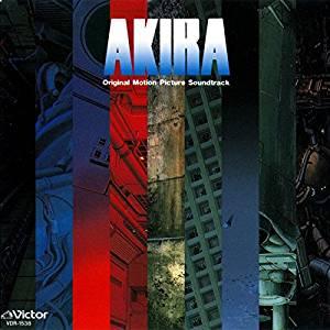 AKIRA Original Motion Picture Soundtrack サントラ CD 新品 マルチレンズクリーナー付き