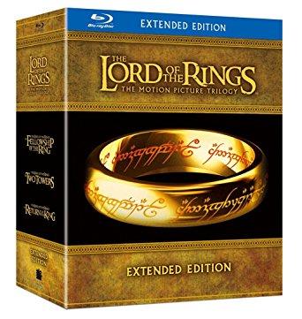 ロード・オブ・ザ・リング エクステンデッド・エディション トリロジーBOX【Blu-ray】 新品 マルチレンズクリーナー付き