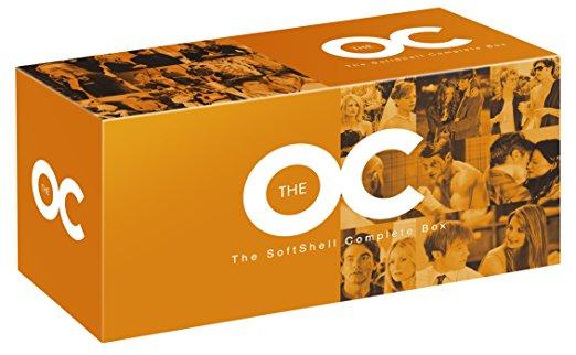 The OC 〈シーズン1-4〉 コンプリートDVD BOX(45枚組) [初回限定生産] ミーシャ・バートン マルチレンズクリーナー付き 新品