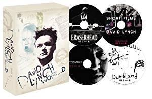 デイヴィッド・リンチ・ワールド DVD-BOX【期間限定生産】 マルチレンズクリーナー付き 新品