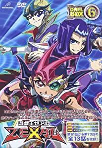 遊☆戯☆王ZEXAL DVDシリーズ DUELBOX (6)(中古)
