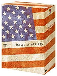 ロバート・アルトマン BOX [DVD] スザンナ・ヨーク 新品 マルチレンズクリーナー付き