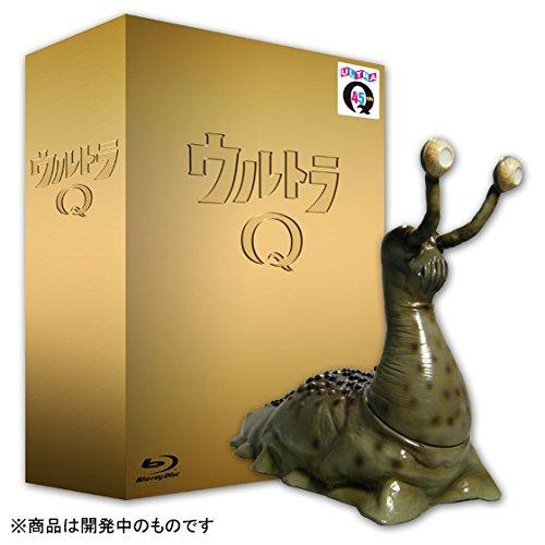『総天然色ウルトラQ』プレミアム Blu-ray BOX I (完全受注限定生産)(中古)マルチレンズクリーナー付き