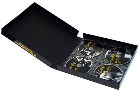 アントニオ猪木 オフィシャルDVD キラー猪木 コンプリートBOX マルチレンズクリーナー付き 新品