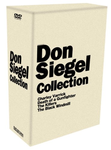 ドン・シーゲル コレクションDVD-BOX ウォルター・マッソー 新品 マルチレンズクリーナー付き
