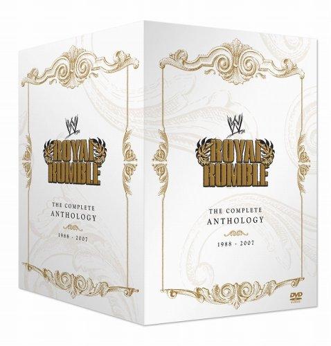 WWE ロイヤルランブル・アンソロジーBOX 1988-2007 (初回限定生産) [DVD] 新品 マルチレンズクリーナー付き