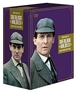 シャーロック・ホームズの冒険[完全版]DVD-BOX 1 ジェレミー・ブレット 新品 マルチレンズクリーナー付き