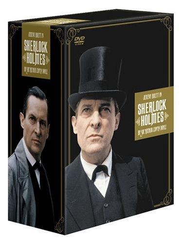 シャーロック・ホームズの冒険[完全版]DVD-BOX 4 ジェレミー・ブレット 新品 マルチレンズクリーナー付き