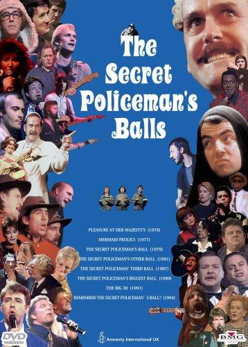 モンティ・パイソン&ザ・シークレット・ポリスマンズ 1976~1991&2004 DVD COMPLETE BOX 新品 マルチレンズクリーナー付き