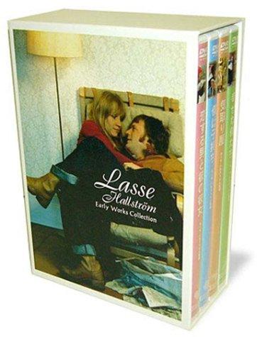 ラッセ・ハルストレム 初期作品集 DVD-BOX 新品 マルチレンズクリーナー付き