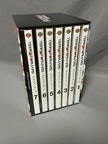 TERRAFORMARS テラフォーマーズ(初回生産限定版)全7巻 [Blu-rayセット] 新品