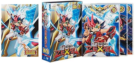 遊☆戯☆王ZEXAL DVDシリーズ DUELBOX【1】 新品 マルチレンズクリーナー付き