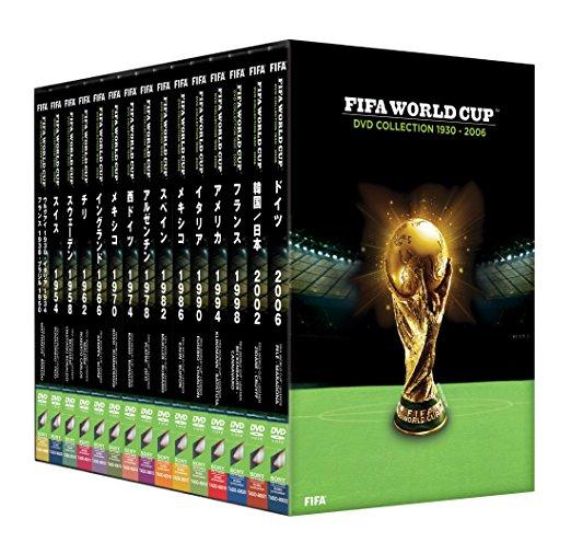FIFA(R)ワールドカップコレクション コンプリートDVD-BOX 1930-2006 新品 マルチレンズクリーナー付き