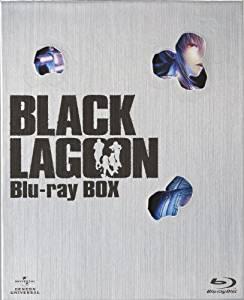 BLACK LAGOON Blu-ray BOX (初回限定版) 片渕須直 新品 マルチレンズクリーナー付き