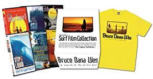 ブラウン・ファミリー・サーフ・フィルム・コレクションDVD-BOX (初回限定生産) 新品 マルチレンズクリーナー付き