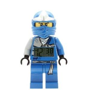 信頼 レゴ ジェイ ニンジャゴー ジェイ 目覚まし時計(アラーム)/ LEGO Minifigure Ninjago JAY Minifigure LEGO Clock 9005275【並行輸入品】, 江戸崎町:8190a607 --- bibliahebraica.com.br
