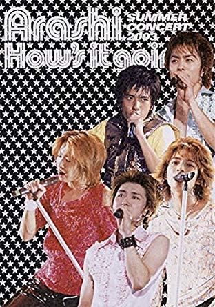 How's it going ? Summer Concert 2003 [DVD]新品 マルチレンズクリーナー付き