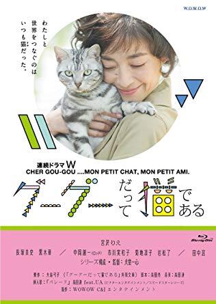 連続ドラマW グーグーだって猫である Blu-ray BOX 新品 マルチレンズクリーナー付き