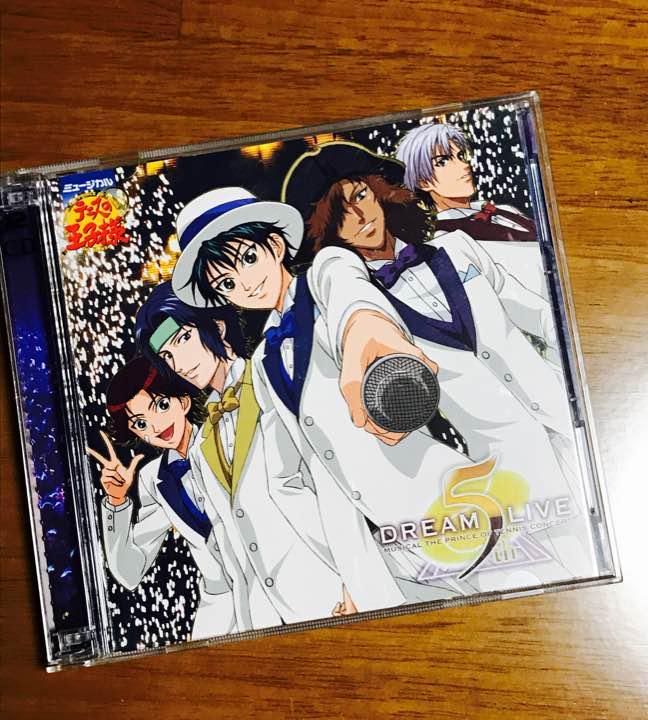 ミュージカル テニスの王子様 DREAM LIVE 5th  CD 新品