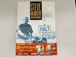 スティーブ・マックィーン DVDコレクションBOX 新品 マルチレンズクリーナー付き