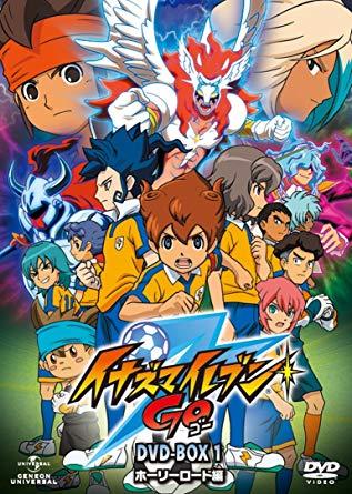 イナズマイレブンGO DVD-BOX1 ホーリーロード編 (期間限定生産)  新品 マルチレンズクリーナー付き