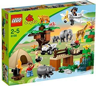 レゴ (LEGO) デュプロ サファリパーク 6156 新品