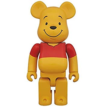 Be@rbrick Winnie the Pooh 400% 新品