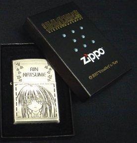 リトルバスターズ! 棗鈴 ZIPPO C73限定品 新品