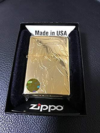 けいおん! ZIPPO GOLD Limited 中野梓 新品