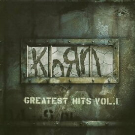 グレイテスト・ヒッツ(DVD付き 初回生産限定盤) CD+DVD, Limited Edition KORN  新品